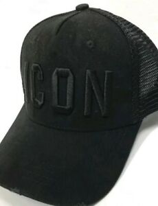 cappello icon nero